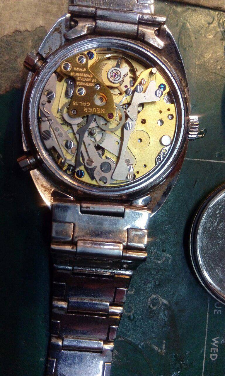 Agree, Vintage watch blog valuable
