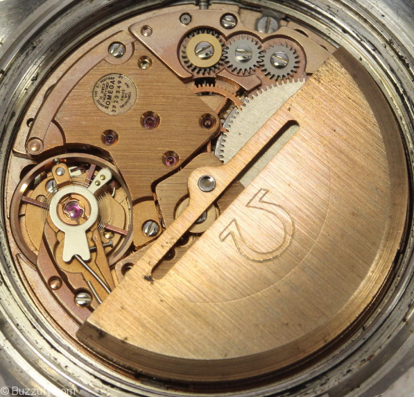 omega 1011 movement
