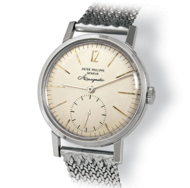 Vintage Patek Philippe Geneve Amagnetic Watch Ref. 3417