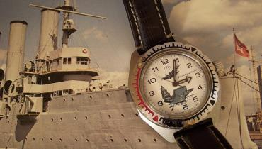 Admiral Kusnezov Watch – Model for airplane divisions
