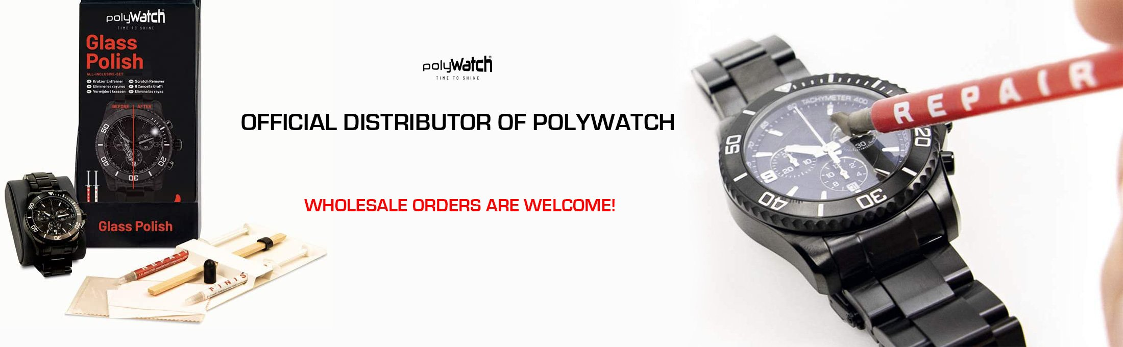 Official distributor of Polywatch