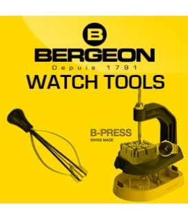 Bergeon Watchmaker tools