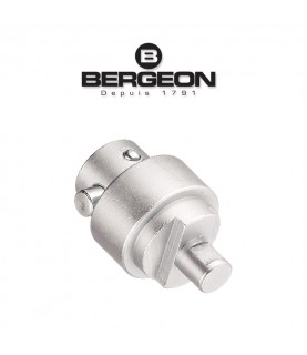 Bergeon 5538-T die adapter for Rolex case back