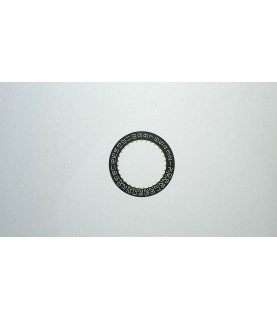 Sellita SW200-1 black date ring indicator part