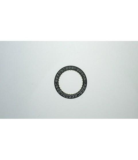 Sellita SW200-1 black date ring indicator part