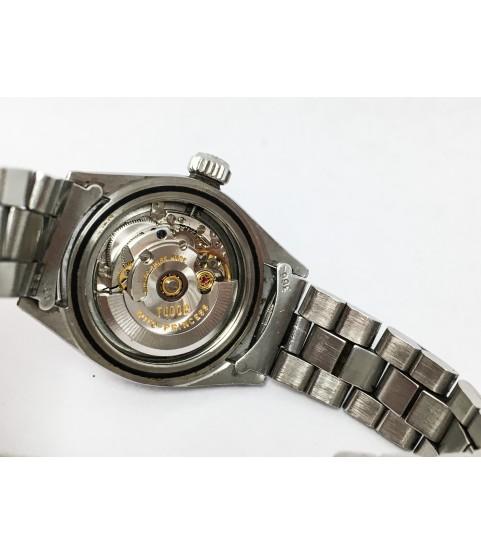 Vintage Tudor Rolex Oyster Princess Automatic Lady Watch 7614/0