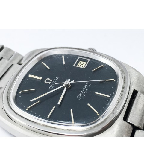 Vintage Omega Seamaster Automatic Men's Watch 166.0207 cal. 1010