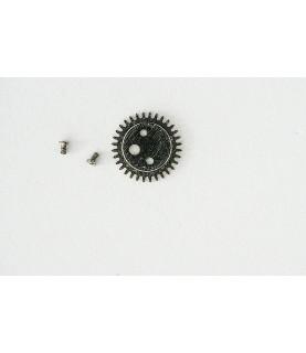 Valjoux caliber 7734 crown wheel core part 423