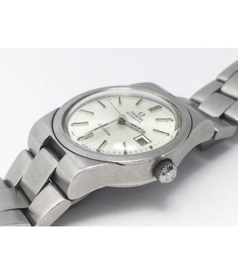 Vintage Automatic Omega Geneve Ladie Watch 566.0067