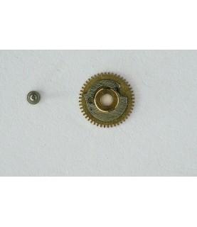 Valjoux caliber 7734 date indicator driving wheel part 2556/1