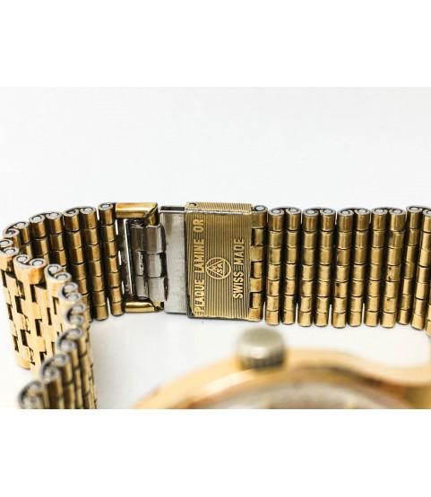 Vintage Zenith Men's Watch with bracelet Zenith NSA caliber 2532