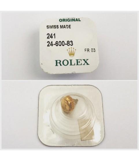 New Rolex Daytona rose gold laminate crown part 24-600-83 6241, 6239, 6238