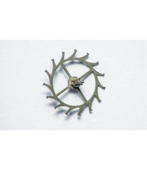 Landeron 187 escape wheel and pinion with straight pivots part 705