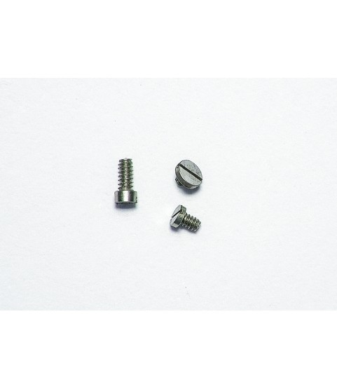 Landeron 187 set of screws