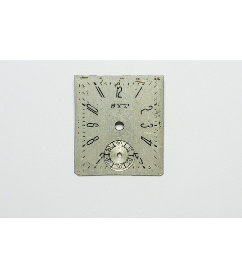 FEF 170 SYT watch dial part