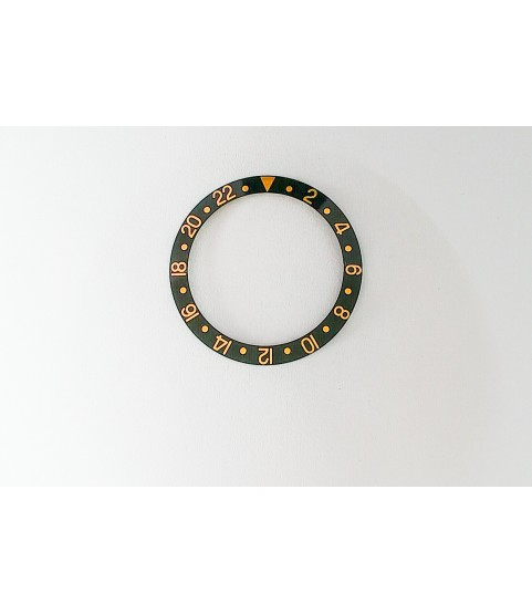 New generic Rolex bezel insert part 1675/3, 16715/8, 16753