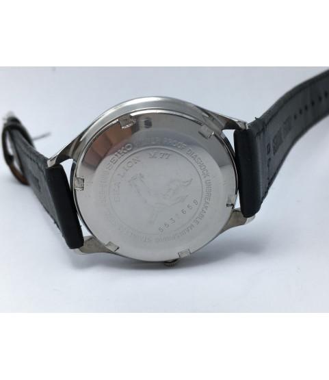 Rare Vintage Seiko Seikosha M77 Sea Lion Men's Watch cal 840