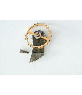 Zenith 146D balance wheel with bridge part