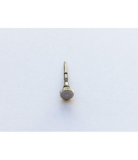Seiko caliber 6139B winding stem with crown part 354617