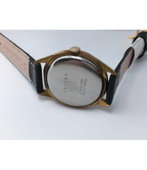 Vintage Zenith Men's Watch with Box caliber 106-50-6