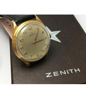 Vintage Zenith Men's Watch with Box caliber 106-50-6