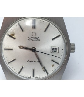 Vintage Automatic Omega Geneve Men's Watch cal. 1481 35 mm