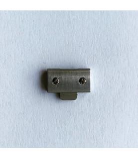 Used Cartier Santos watch 12mm stainless steel link bracelet