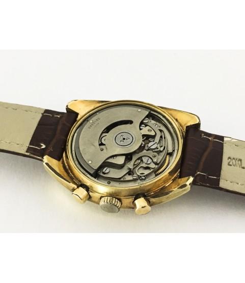 Vintage Lemania Automatic Chronograph Men's Watch cal. 1341 1970s