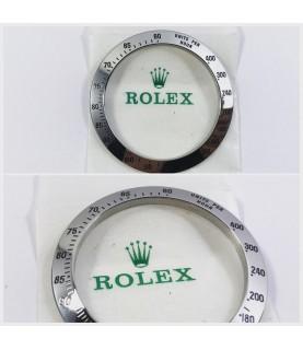 Rolex Daytona Stainless steel bezel MK6 for 16520 and 116520