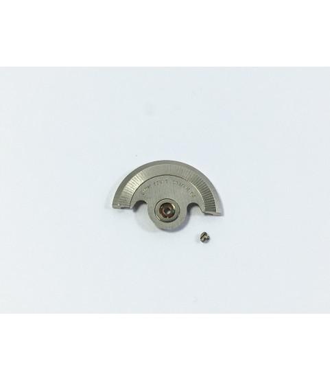 ETA 2651 oscillating weight automatic rotor part 1143/1