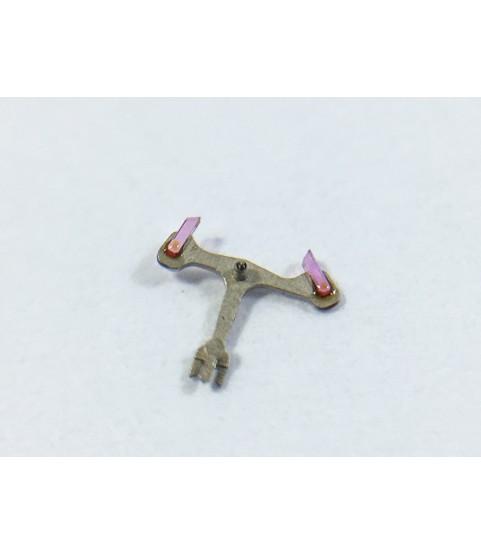 ETA 2651 jewelled pallet fork and staff part 710