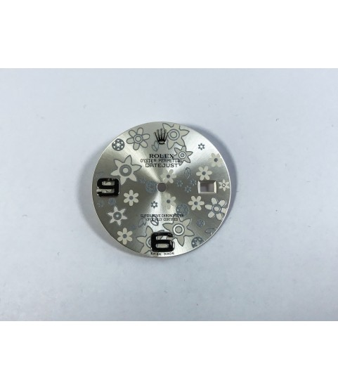 Rolex Datejust silver dial for 116234, 116189, 116200, 116139, 116244