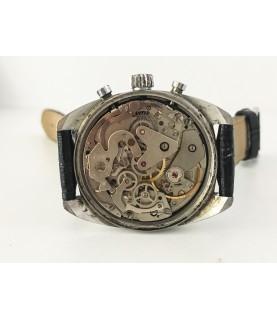Vintage Jean Jullemin Chronograph Men's Watch Valjoux 7734