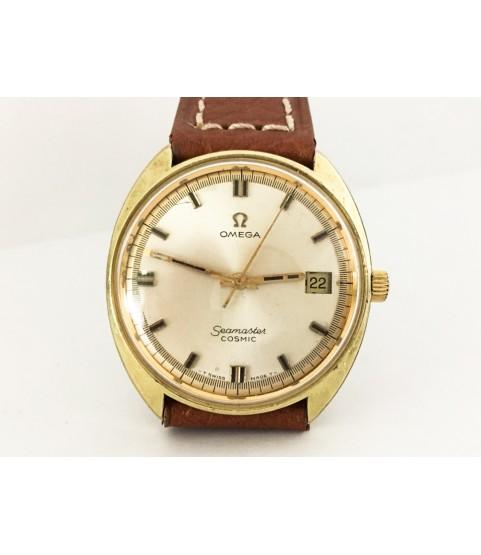 Vintage Omega Seamaster Cosmic Men's Watch 136.017 caliber 613