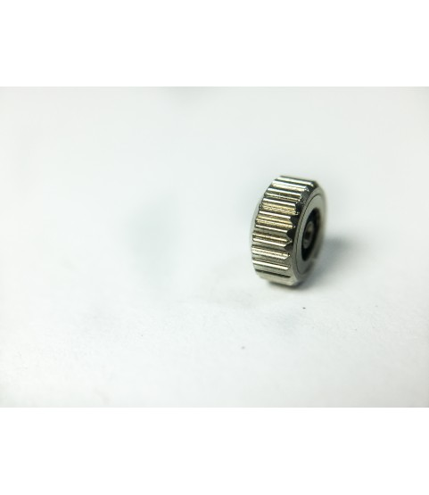 Omega silver color crown for men watches part 4.50 mm
