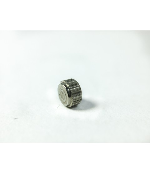 Omega silver color crown for ladies watches part 3.04 mm