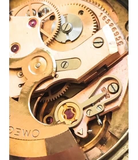 Vintage Omega Seamaster Calendar Automatic Watch caliber 503 1950s