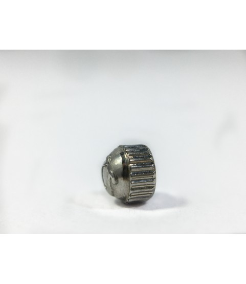 Omega silver color crown for ladies watches part 3.03 mm