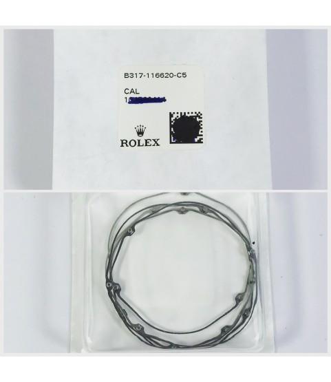 New Rolex Yacht Master spring bezel part 116621, 116622, 126621