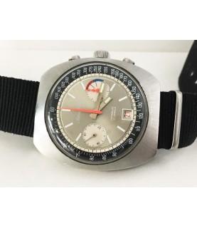 Vintage Astree Chronograph Men's Watch Valjoux 7734 1960s 40.5mm