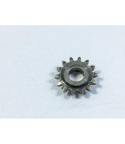 Movado caliber 375 winding pinion part 410