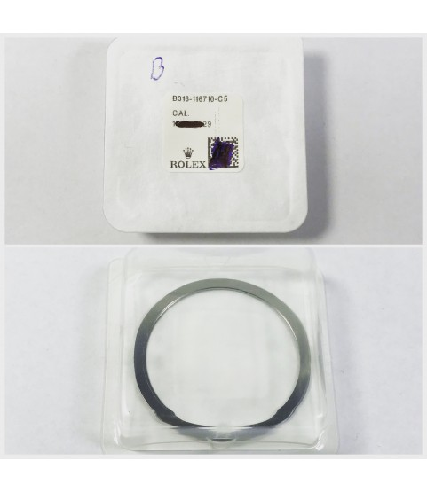 Rolex GMT Master bezel clutch insert 116710, 126710 B316-116710-C5