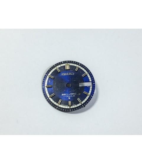 Seiko 4006A Bell-Matic watch dial part