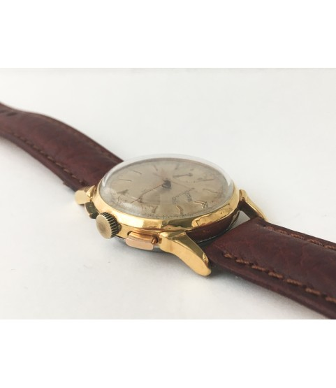 Extremely Rare Vintage Breitling Chronograph Watch ref 2100 from 1950s