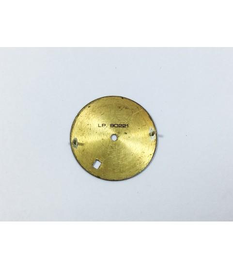 Tissot 2481 watch dial part
