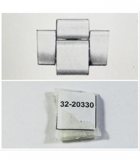New links AA for Rolex steel bracelet 7836 20mm
