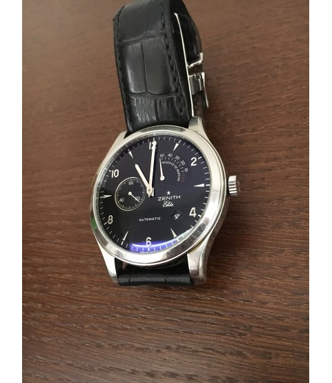 Zenith Grande Class Reserve de Marche Elite Automatic Mens Watch caliber 685