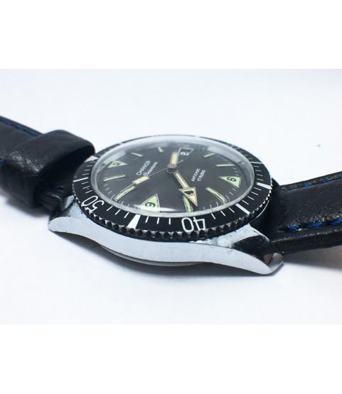 Vintage Chanor Besancon Men's Diver Watch Lorsa P75