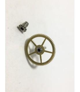 Lemania caliber 1270 center wheel with pinion part