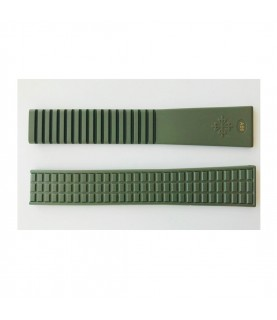 New Patek Philippe Aquanaut Jumbo Khaki 5168G-010 Green Strap 19mm